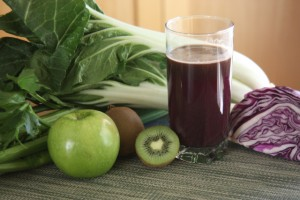 Juice for Fitness and Vitamines